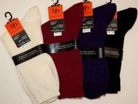 Chaussettes-laine-intérieur-coton