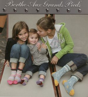 Les-chaussettes-berthe-pour toute-la famille