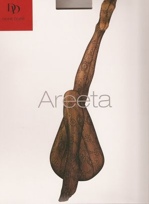 Collant dentelle areeta