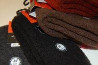 Chaussettes Dore-Dore femme en laine polaire