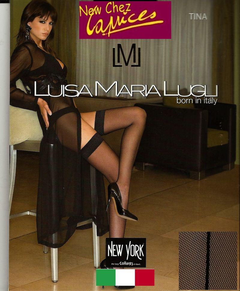 Bas Top Maria Luisa Lugi tulle couture-classiqe