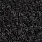 Collant Cazzola Gaetano en laine à cotes gris
