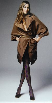 Collant -fantasia-jacquard-arlequin-gemma