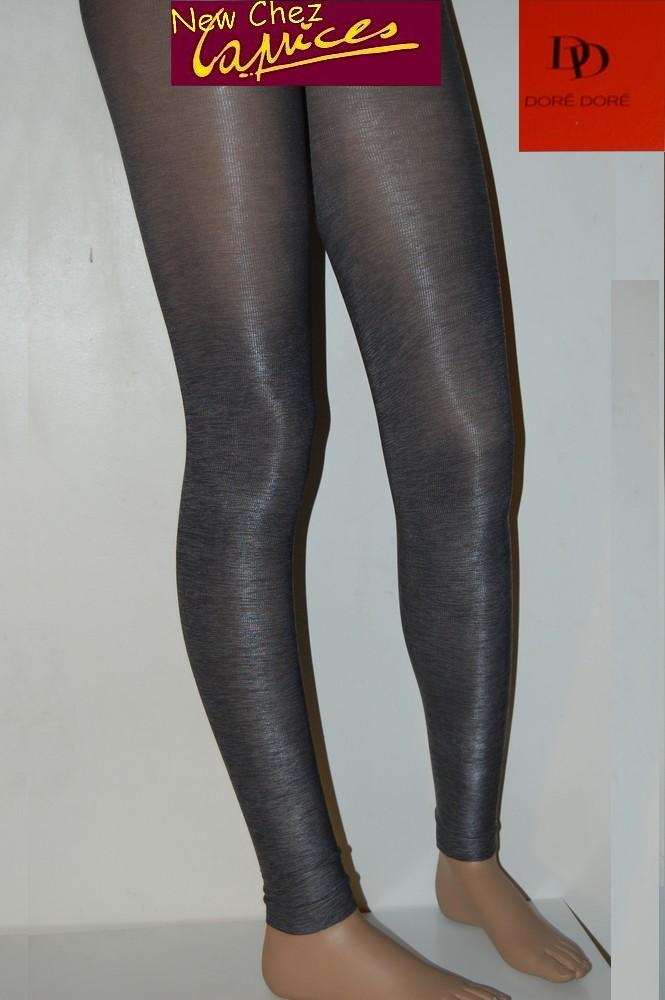 Legging reversible DD mélisse-gris brillant