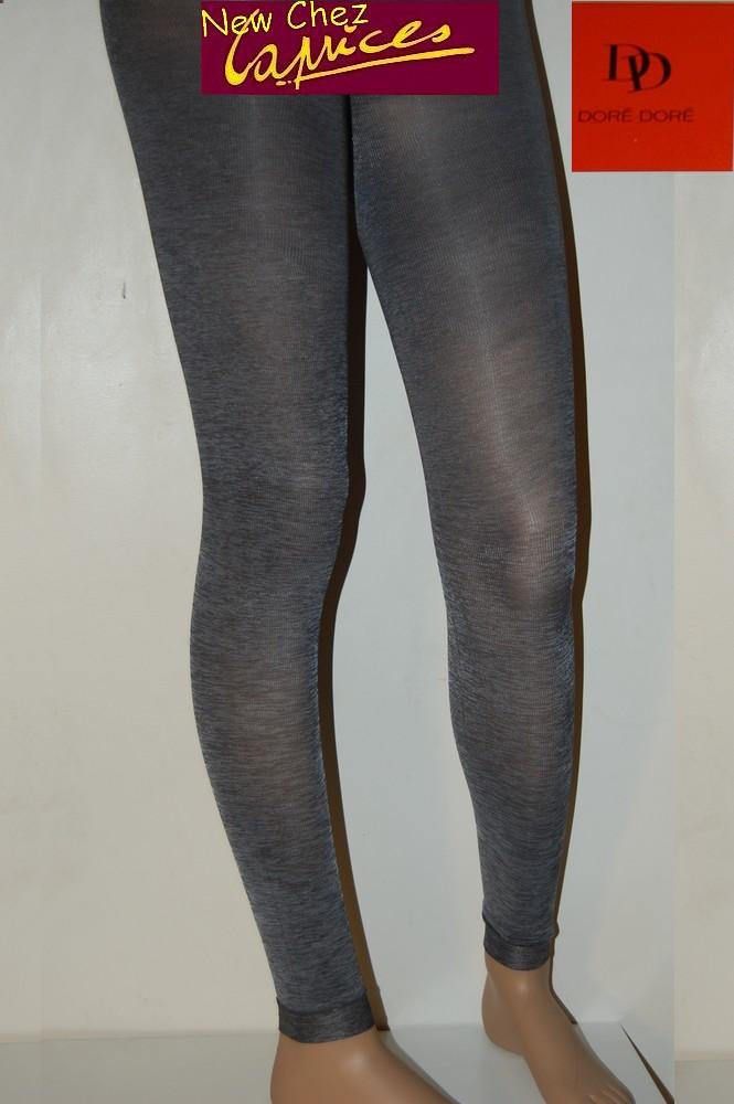 Legging reversible DD mélisse-gris mat