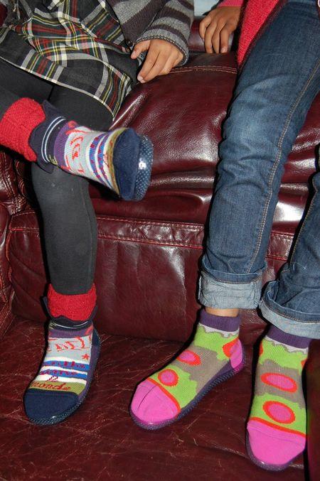 Les shoes Berthe aux grands pieds Joncquille+aime le monde