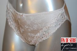 Rose antique slip Eprise de Lise charmel ensemble