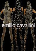 Collant Emilio Cavallini théme Peau de bête blanches