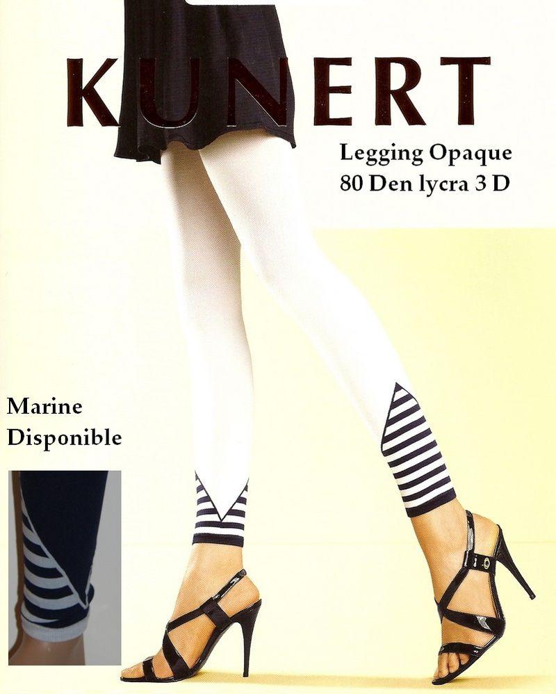 Leggings Kunert Opaque marin corsaire