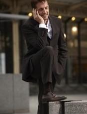 Chaussettes Sans elastique fil d'ecosse Homme no stress