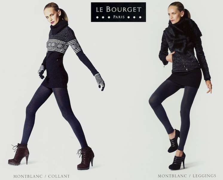 Collant Le Bourget  Mont Blanc legging