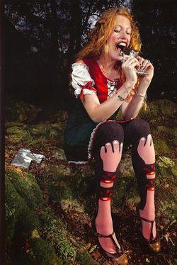 Collant Les Queues de sardines Heidi pas de bras pas de chocolat