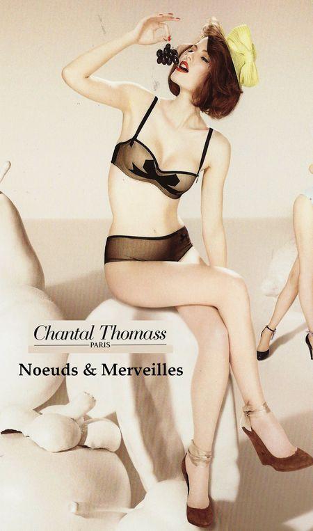 Chantal Thomass Noeuds et merveilles ensemble PLv
