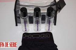 Boxer Hom meryl black addict lot de voyage