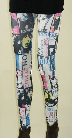 Legging Warhol Fashion WL 7569