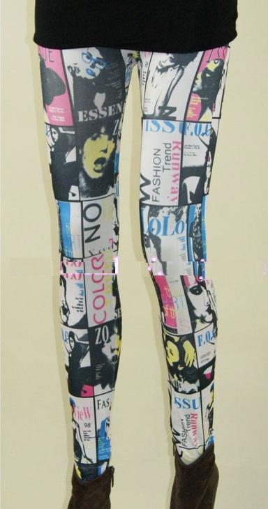 Legging Warhol Fashion WL 7569