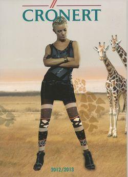 Collant coton Cronert Girafe orginale
