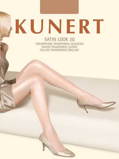 Collant Satin look Kunert 20 Teint