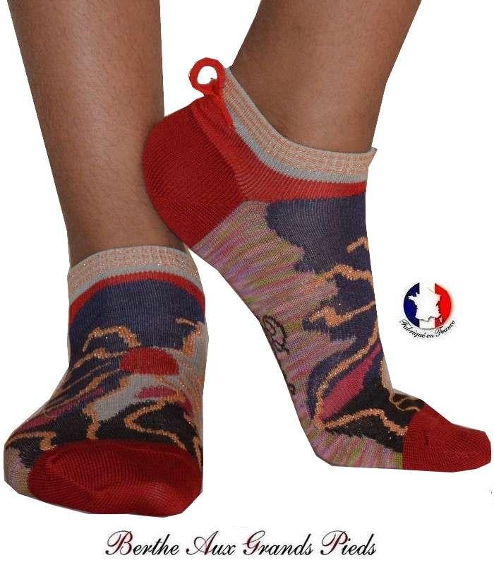 Socquette-Berthe-aux-grands-pieds-fil-soleil-japo-